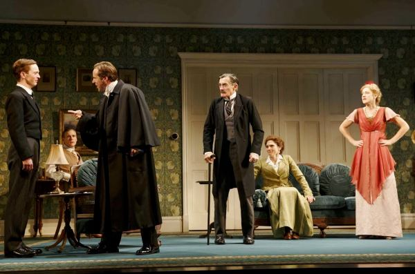 "Roundabout Theatre Company's Broadway revival of ""The Winslow Boy"""