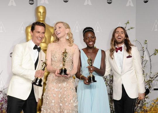 2014 Oscar winners