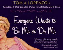Tom & Lorenzo book