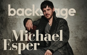 Michael Esper Backstage cover